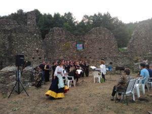 Abbazia Benedettina nuovo spettacolo gratuito