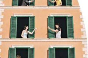 Quattro italiani su 10 litigano con vicini casa,dice ricerca E.ON