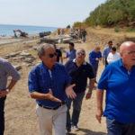 Regione: Oliverio nella Locride, prima tappa Monasterace