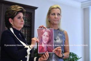 Usa: nuove accuse di molestie sessuali per Roman Polanski