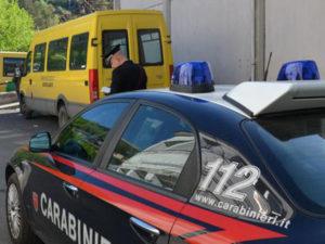 Violenza sessuale su scolara 11enne, arrestato autista scuolabus