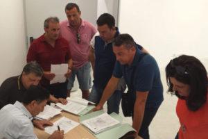 Calcio: Catanzaro, sopralluogo commissione vigilanza allo stadio