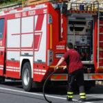 Incendio in un'abitazione a Rende, nessun ferito