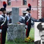 Carabinieri: domani Commemorazione Brigadiere Antonio Marino