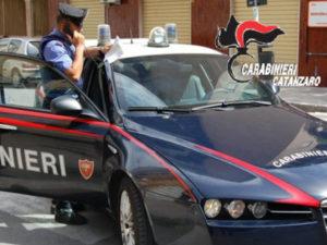 Catanzaro:furto energia e abusivismo, 55enne arrestato dai Carabinieri