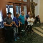 Crotone: gestione servizi operai occupano palazzo  provincia