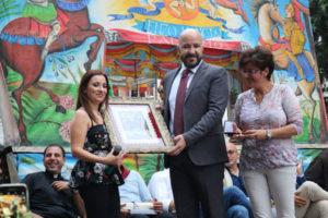 """Museo Reggio: premio """"Portatori della Vara"""" a Malacrino"""