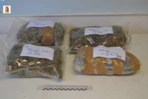 Droga: due persone arrestate a Roghudi dalla Polziia di Stato