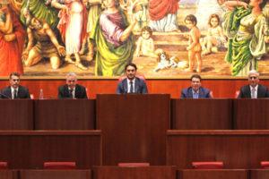 Regione: rinnovato ufficio Presidenza Consiglio Calabria