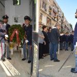 Polizia: Celebrato 50° anniversario morte Brigadiere  Filippo Foti