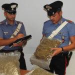 Droga: nel furgone 5,2 kg di marijuana, arresto nel Cosentino