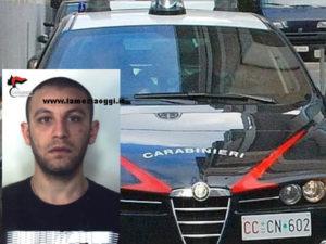 Arma e droga: un arresto a Reggio Calabria