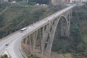 """Catanzaro: Anas, proseguono lavori manutenzione viadotto """"Bisantis"""""""