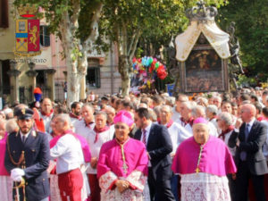 Reggio: servizi sicurezza madonna Consolazione plauso del Prefetto