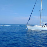 Migranti: in 41 su un veliero nel Crotonese