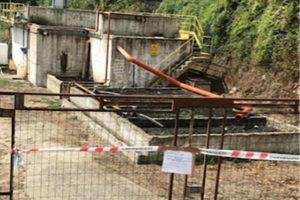 Ambiente: sequestrato depuratore nel Catanzarese, una denuncia