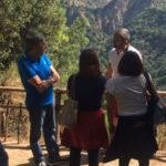 Regione: il consigliere Baldo Esposito nella Riserva Valli Cupe