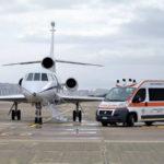 Difesa: trasporto urgente su Falcon 50 per bimba a rischio vita