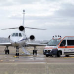 Aeronautica: volo sanitario urgente Reggio C.-Genova per neonato