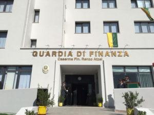 Gdf: inaugurazione nuova caserma del comando Oristano