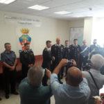 Carabinieri: avvicendamento comando Gruppo Locri