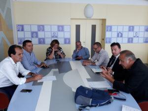Sviluppo: Catanzaro, presidente Provincia incontra sindacati