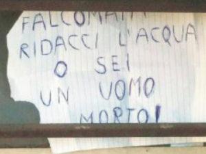 Minacce di morte a sindaco di Reggio Calabria