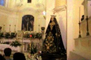Pianopoli: domani festeggiamenti in onore della Madonna Addolorata
