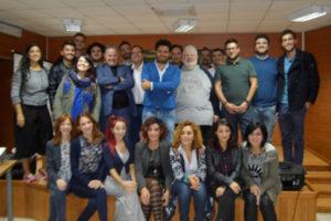 Catanzaro: master class per le scuole di teatro catanzaresi