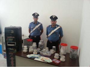 Rossano: quattro chili droga in bar,   gestore arrestato dai carabinieri