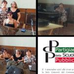 Lip: Partigiani Scuola Pubblica Catanzaro aderisce a raccolta firme