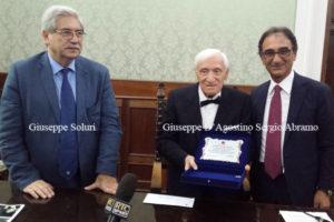 Giornalisti: 65 anni di attivita', riconoscimento a D'Agostino
