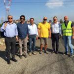 Sicurezza stradale sopralluogo tecnico a Rossano
