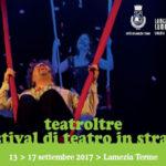 Lamezia: conclusa II edizione TeatrOltre, Festival Teatro in Strada