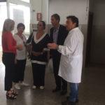 Lamezia: GruppoLamezia Unita al Mercato coperto di Nicastro