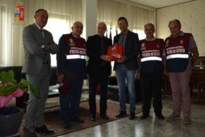 Sclerosi multipla: Questura Reggio apre le porte ai volontari di Aism