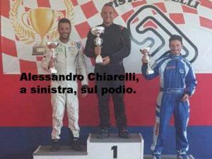 Go-kart: pilota disabile calabrese lotta per la coppa Puglia