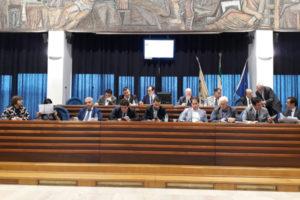 Provincia Catanzaro, i lavori del consiglio provinciale