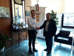 Provincia Catanzaro: visita cortesia presidente Ordine Dottori Agronomi