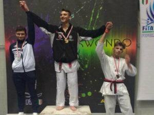 "Taekwondo giovani atleti Corigliano premiatial ""Tuscany Cup"""