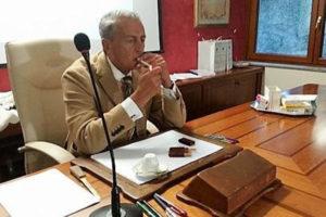 Diga Melito: prima notte protesta per Manno, inviti a desistere