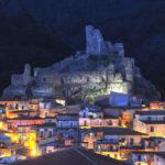 Lamezia: Striscia la notizia al castello di Nicastro