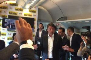 Pd: treno Renzi riparte da Reggio Calabria, oggi 6 tappe
