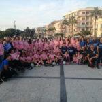 Calcio: tante ragazze sul lungomare di Reggio al Women open day