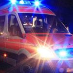 Incidenti stradali: scontro auto-furgone nel Cosentino, un morto