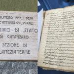 Lamezia: Studenti Liceo Classico Fiorentino scoprono Archivio di Stato