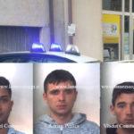 Manomettono sportelli bancomat, tre rumeni arrestati dai Carabinieri