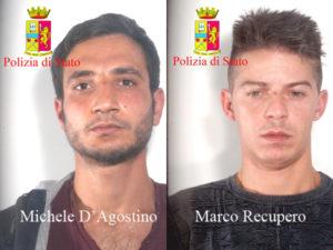 Sicurezza: controlli Polizia Reggio Calabria, tre arresti