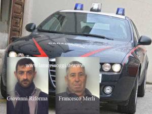 Tentano di introdurre monete falsificate, arrestati dai carabinieri