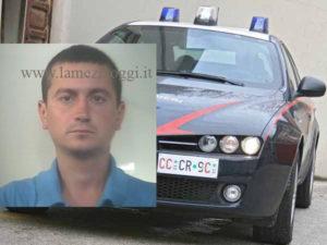 Criminalita': evade dai 'domiciliari', arrestato dai Carabinieri
